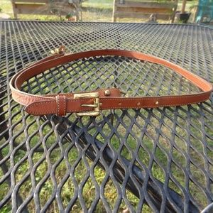 Dooney & Bourke Brown Leather Replacement Strap